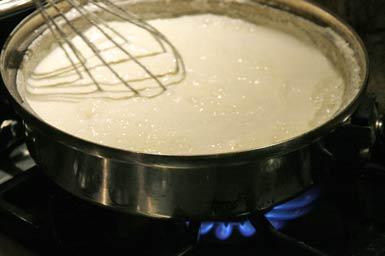 Alfredo-Cooking