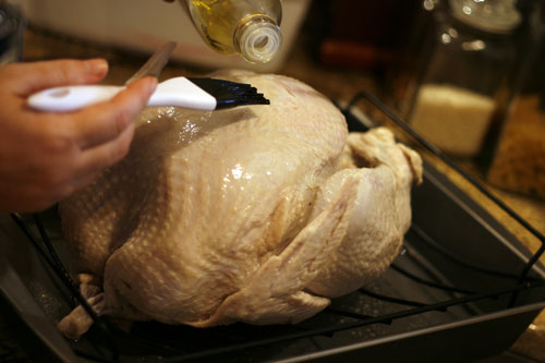 Turkey-Basting