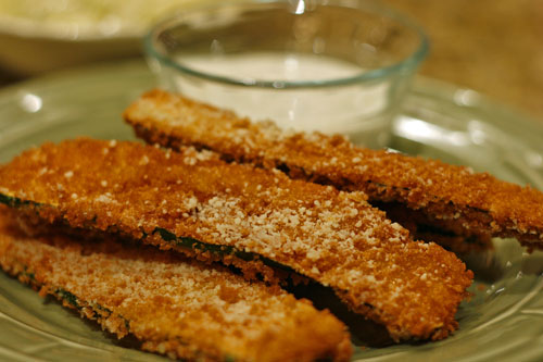 Fried-Zucchini