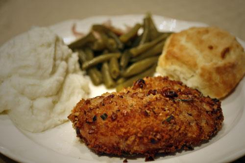 Oven-Fried-Pork-Chops