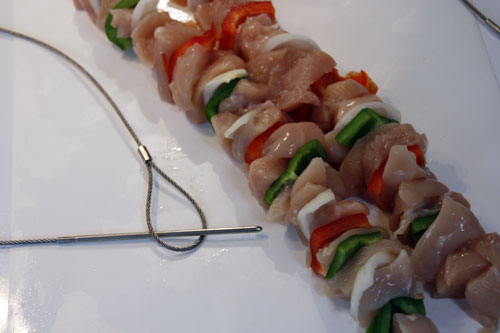 Kabobs-Raw
