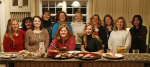 Here's all the moms who each baked 15 DOZEN cookies!