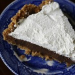 Chocolate Icebox Pie 1
