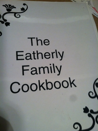 Eatherly Cookbook