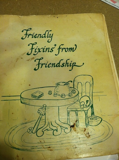 Friendly Fixin's from Friendship