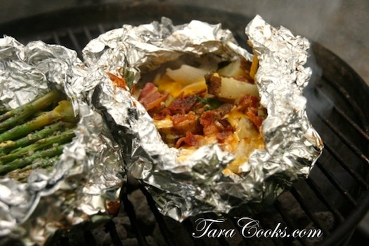 campfire loaded potatoes copy