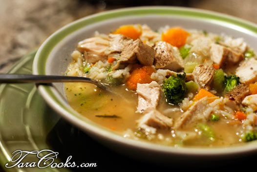 Chicken Harvest Soup