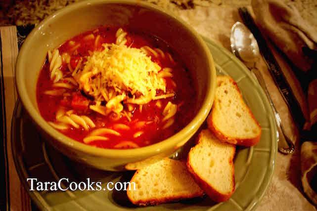 lasagna-soup